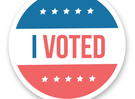 I Voted For Myself