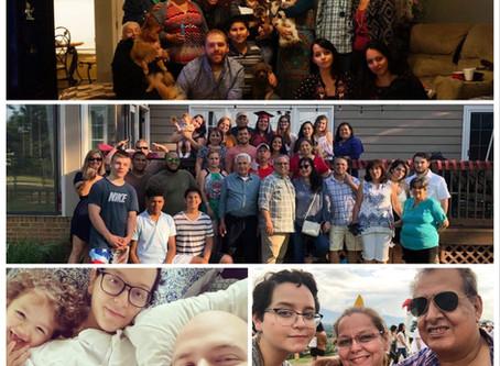 Hasta La Próxima: Distancia social como Latinx