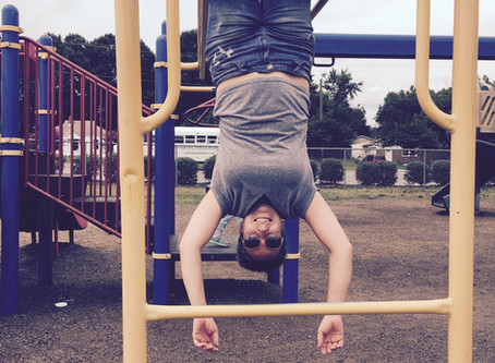 Get Upside Down in Your Recovery