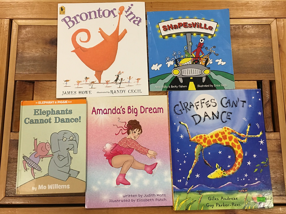 Children Books that Celebrate Diverse Size & Shape