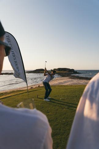 Golfers Journal - The Meetup