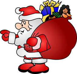 E que o espírito de Natal viva no coração de todos vocês!