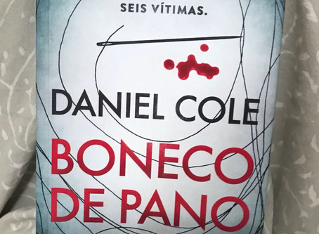 Resenha do LIVRO BONECO DE PANO – DANIEL COLE
