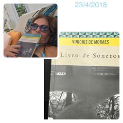 Resenha do LIVRO DE SONETOS – VINICIUS DE MORAES