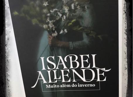 Resenha do livro MUITO ALÉM DO INVERNO – ISABEL ALLENDE