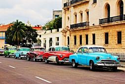 E por falar em Cuba...