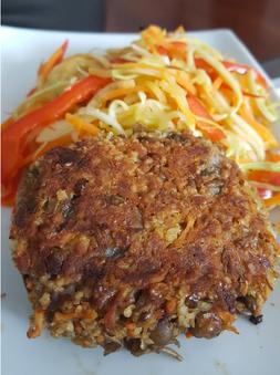 Refeição sem carne: nutritiva e deliciosa