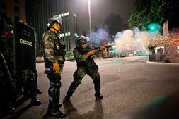 A vitimização dos policiais militares de folga e de serviço