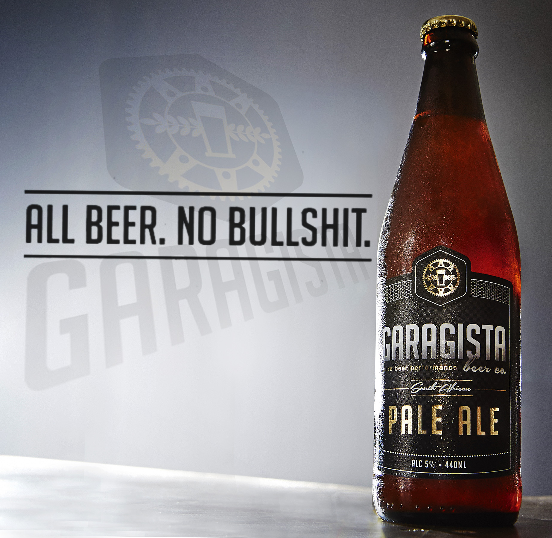 Garagista beer Co.