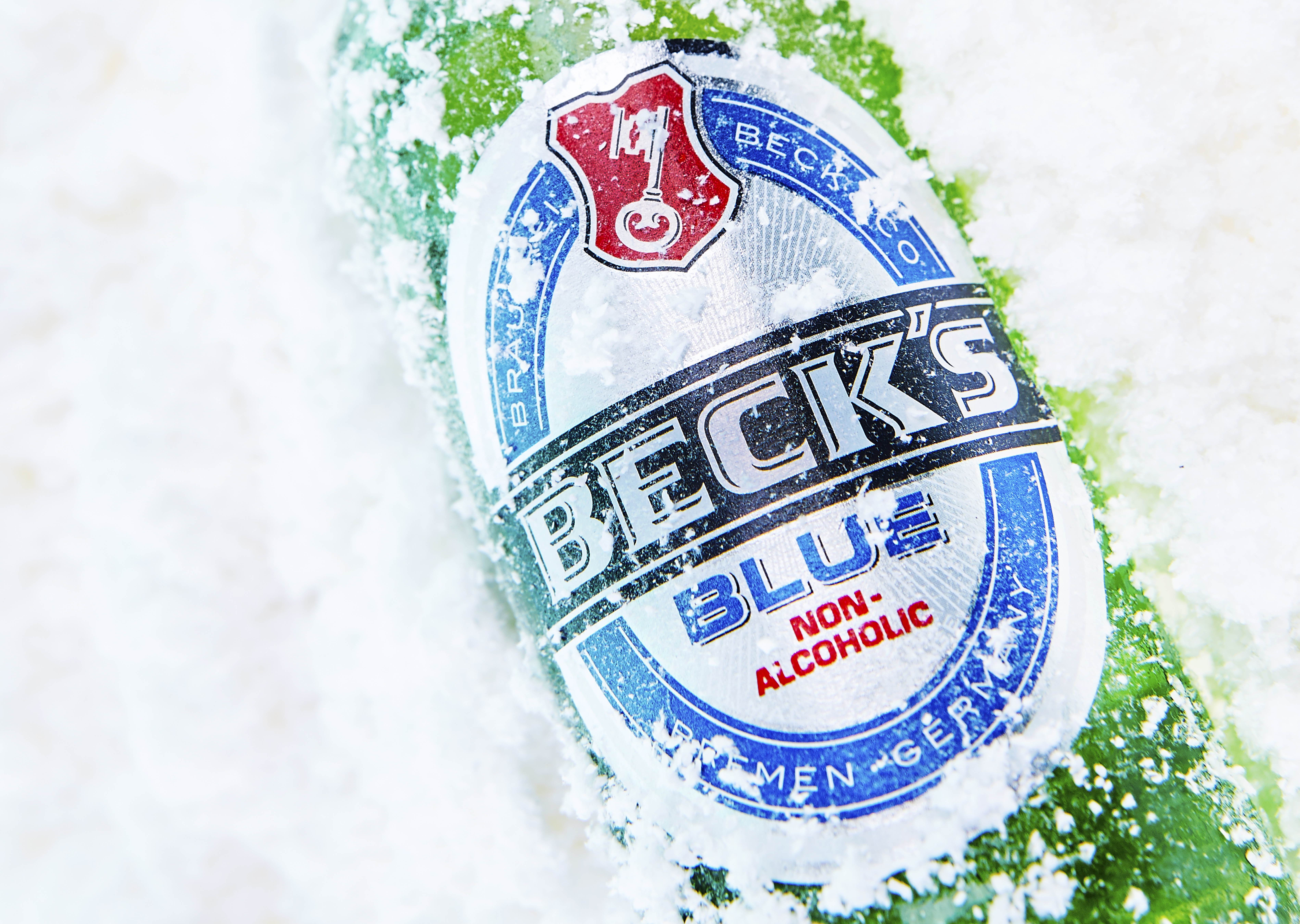 Becks Ice Cold