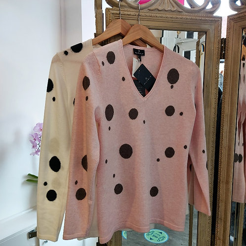 Marble - Dotty Sweater
