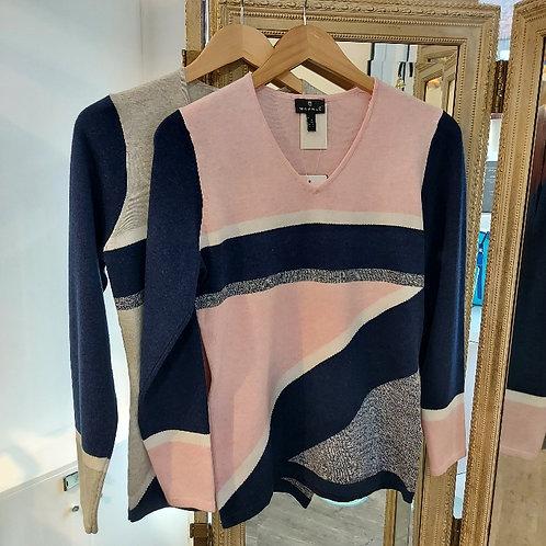Marble - Stylish Pure Cotton Sweater