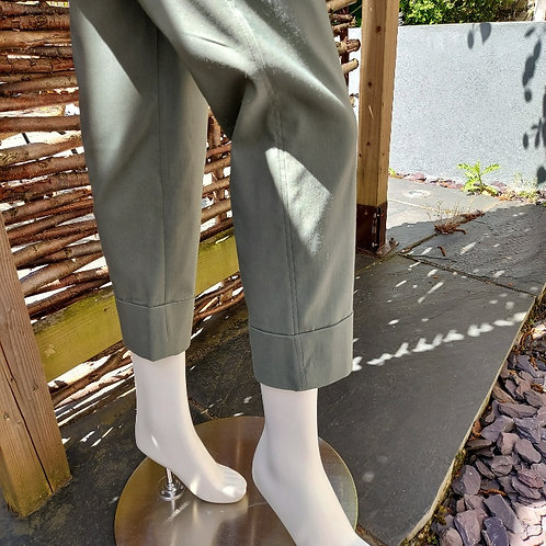 Robell Bella 7/8th Trouser with Turn Up in 4 colours