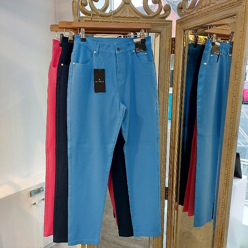 Marble - 7/8th Stretch Jeans