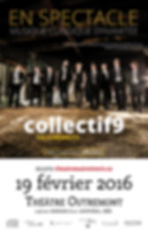 collectif9, montreal, alternatif, classical, alternative, outremont, theatre