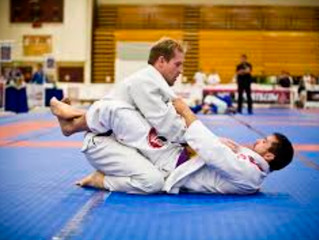 So what's the deal with Jiu-Jitsu? Part 2