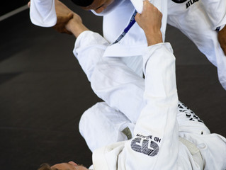 So what's the deal with Jiu-Jitsu? Part 1