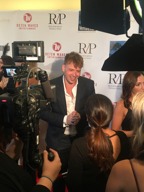 On the RED CARPET @ INVINO Preview Screening!