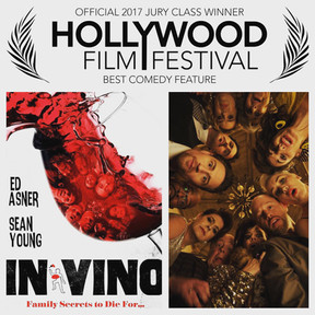 IN VINO wins BEST COMEDY @ the Hollywood Film Festival!