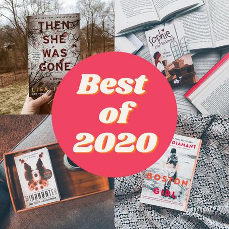 Top Book Picks of 2020