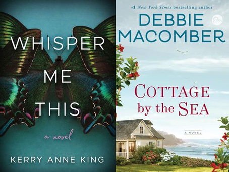 Beach Reads: Whisper Me This & Cottage by the Sea