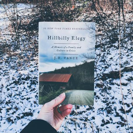 Hillbilly Elegy: A Memoir of a Family and Culture Crisis