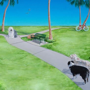 Sunny and Tug Go to the Beach: The Adventures of Sunny and Tug