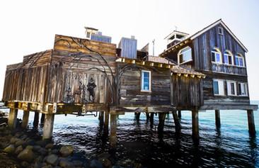 The Settler's Sea Shack