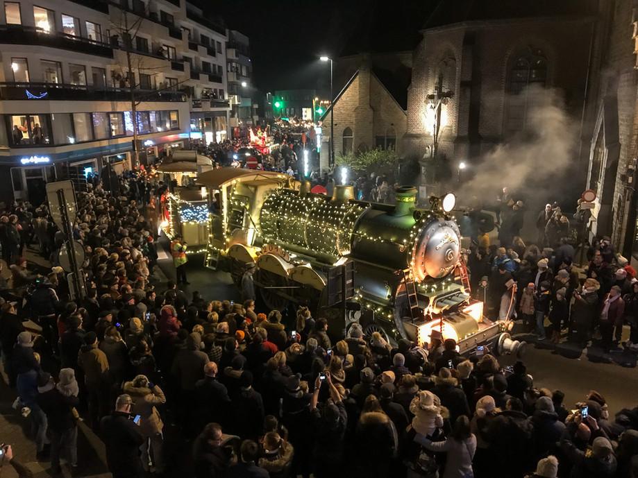 Kerstparade 2019