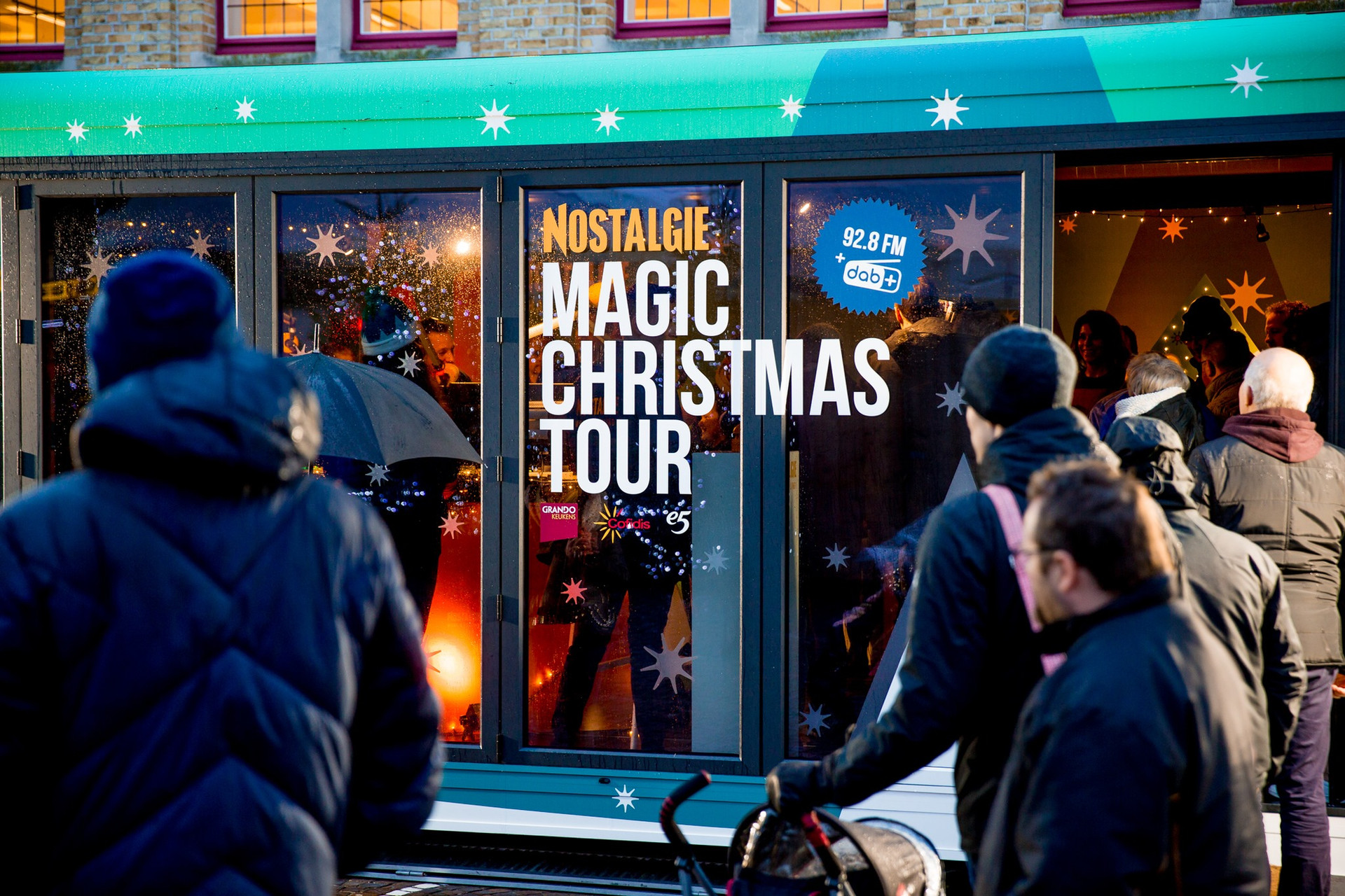 Nostalgie Christmas Tour