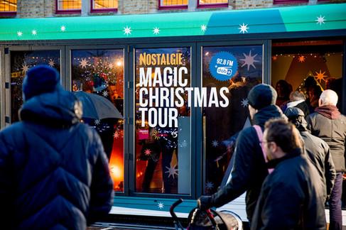 Nostalgie Christmas Tour