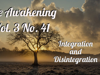 Awakening: Integration and Disintegration