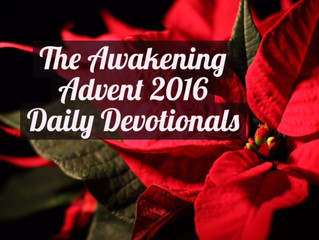 Advent 2016 Daily Devotionals