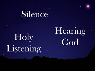 Silence and Contemplative Listening