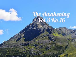 Awakening: Listening to Sheer Silence