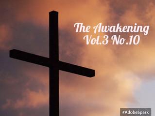 """The Awakening: """"Kenosis"""""""