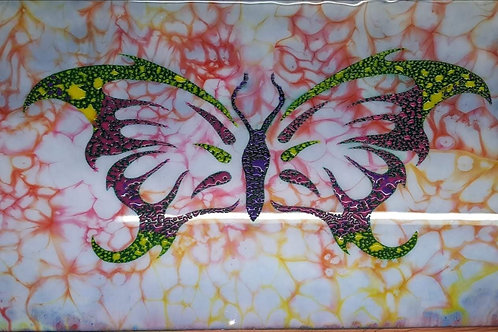 Elysian Designs resin art butterfly