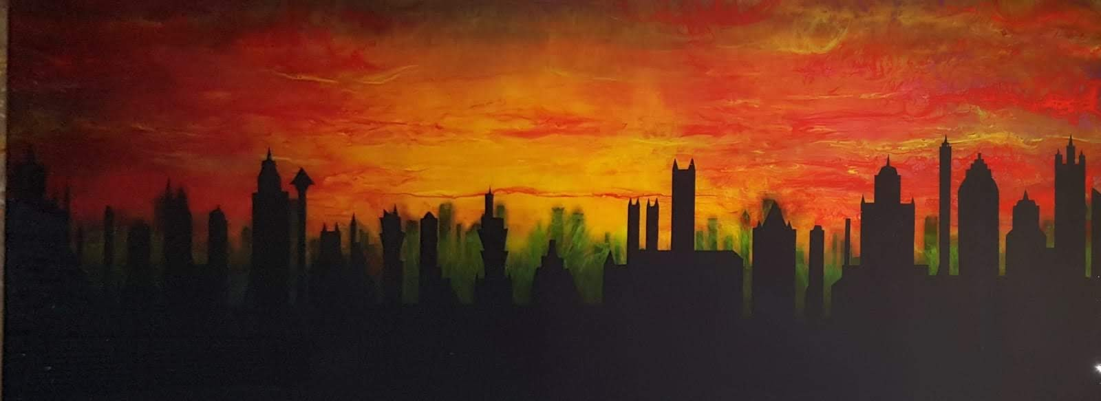 'Sunset Skyline'