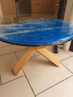 Elysian Designs Ocean concept table