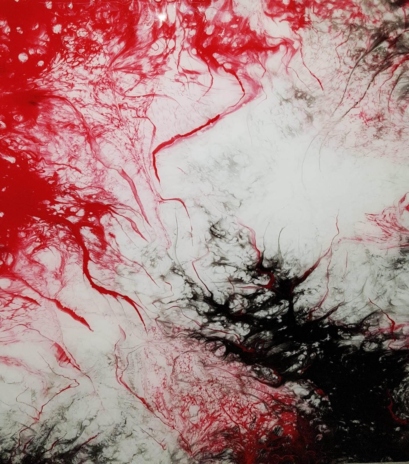 'Black & Red'