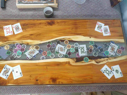 Elysian Designs 'River' table