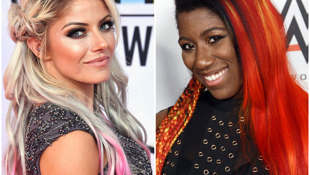 WWE'S ALEXA BLISS AND EMBER MOON ON THEIR GEEKY INSPIRATIONS AND BEING STRONG FEMALE CHARACTERS IRL