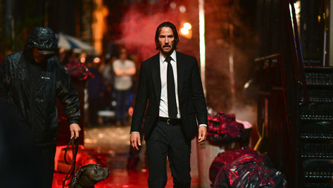 KEANU, THE CHRISES, AND MBJ ... OH MY| NYCC 2018 Live podcast