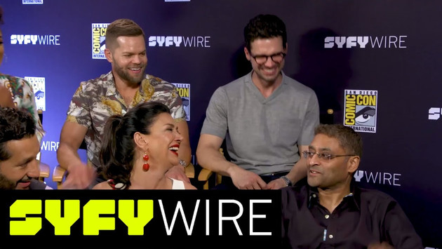 THE EXPANSE | SDCC 2017