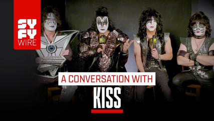 KISS ON THEIR MARVEL COMICS PERSONAS, HORROR/SCI-FI INFLUENCES AND ENDING ON A HIGH NOTE