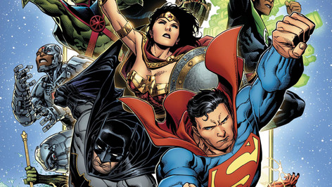 SPACE THE NATION: HOW WOULD THE DC HEROES VOTE, IF THEY COULD VOTE?