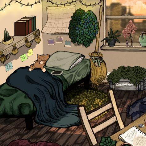 Witch's Bedroom