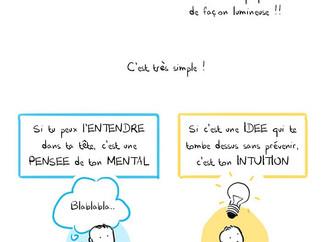 Une pensée ou une idée? Quelle est la différence?