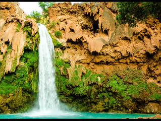 The Havasu Falls Hike