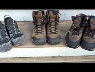 Trail Runner Shoes vs. Hiking Boots: The Great Debate